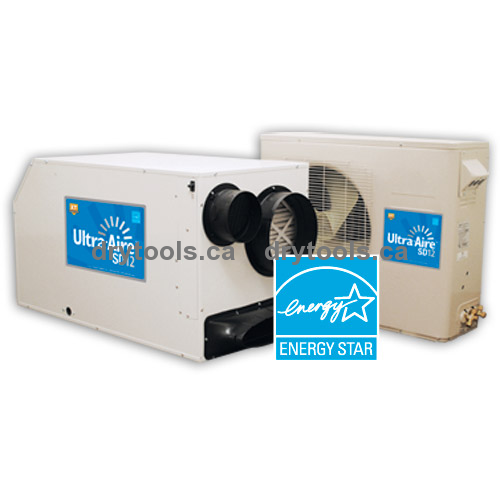 Ultra Aire Sd12 Dehumidifier And Condenser